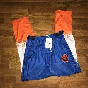 Other - NWT Zipway NBA NY Knicks Tear Away Pants